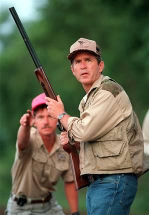 George-W-Bush-Hunting jpgGeorge W Bush Hunting