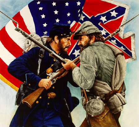 America Canada War The Civil War America's